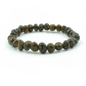 darq green amber bracelet