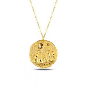 Cappadocia Silver Necklace