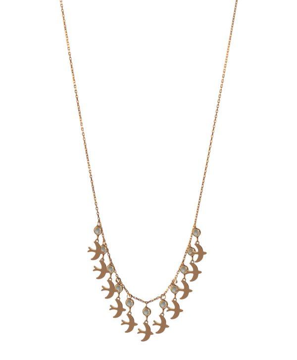 Gourmet Martin Silver Necklace