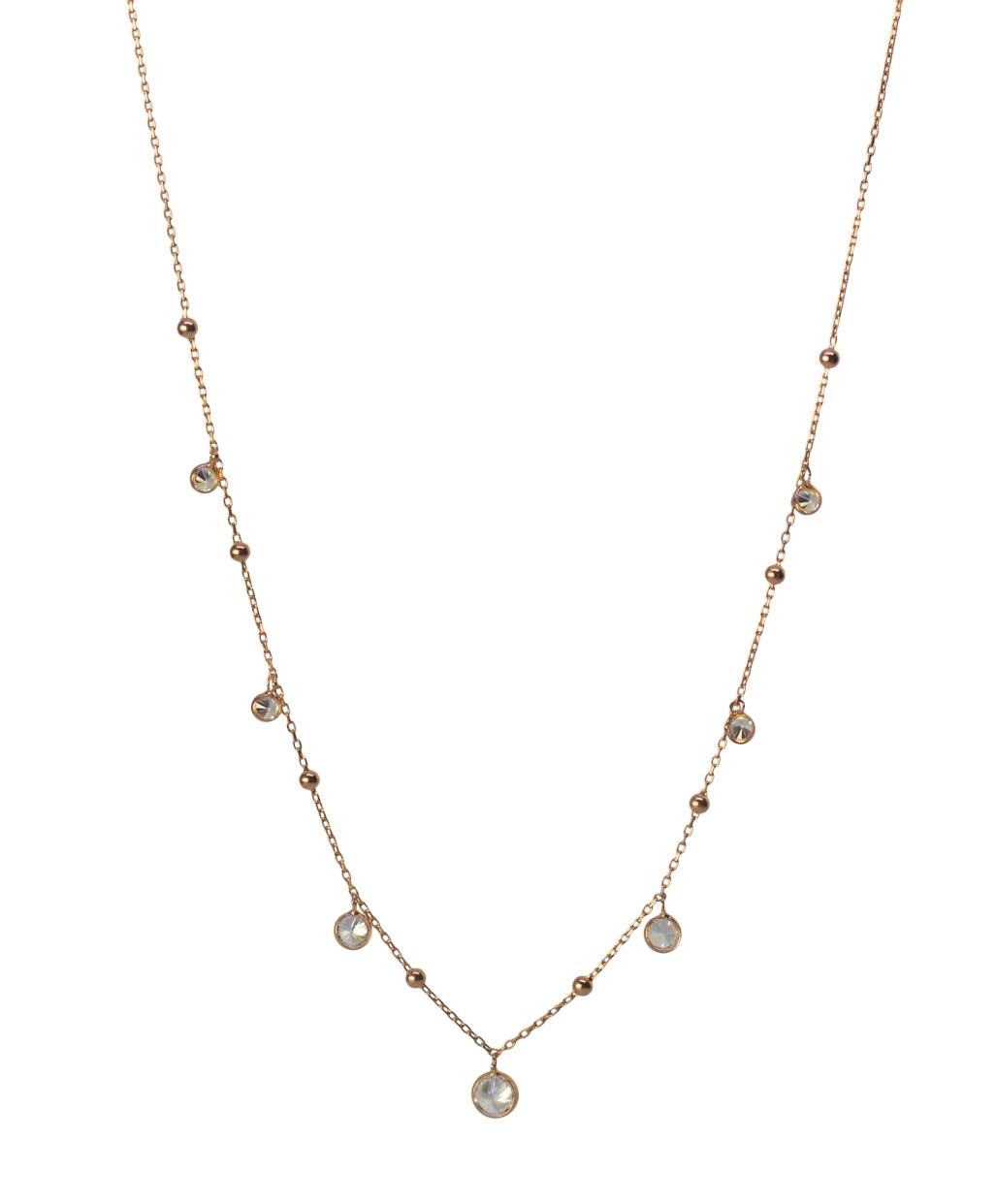 Gourmet Ball Silver Necklace