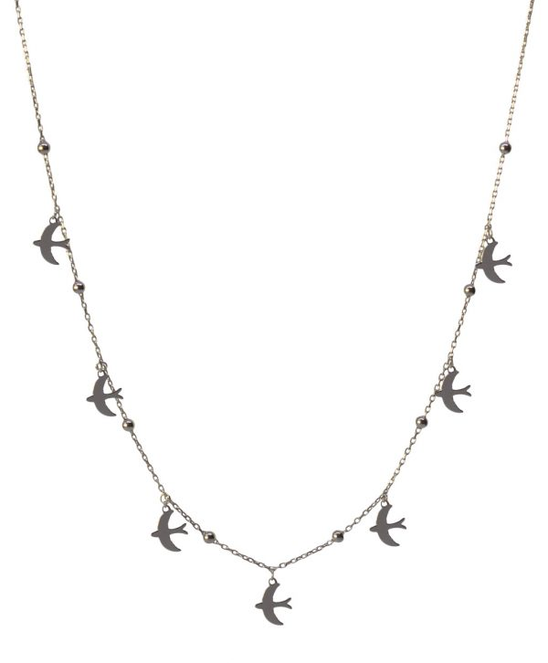 Martin Silver Necklace