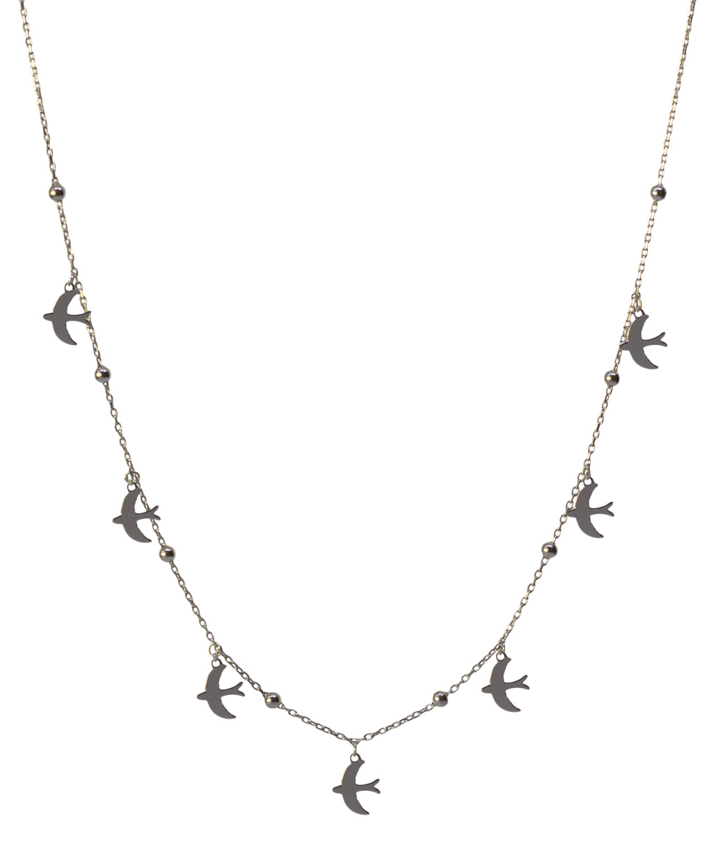 Martin Silver Necklace