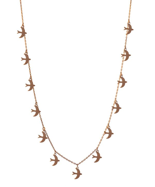 Martins Silver Necklace