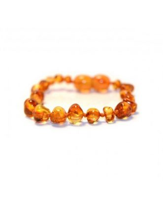 Honey Color Amber Bracelet